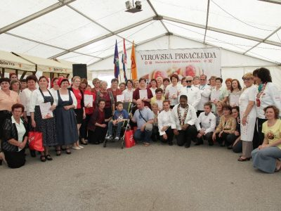 Virovska prkačijada – Međunarodni festival izvornih kolača