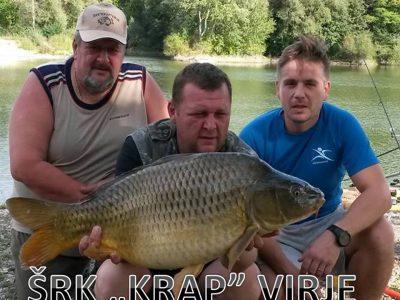 Športsko ribolovni klub KRAP Virje