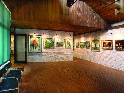 Galerija naivne umjetnosti Hlebine