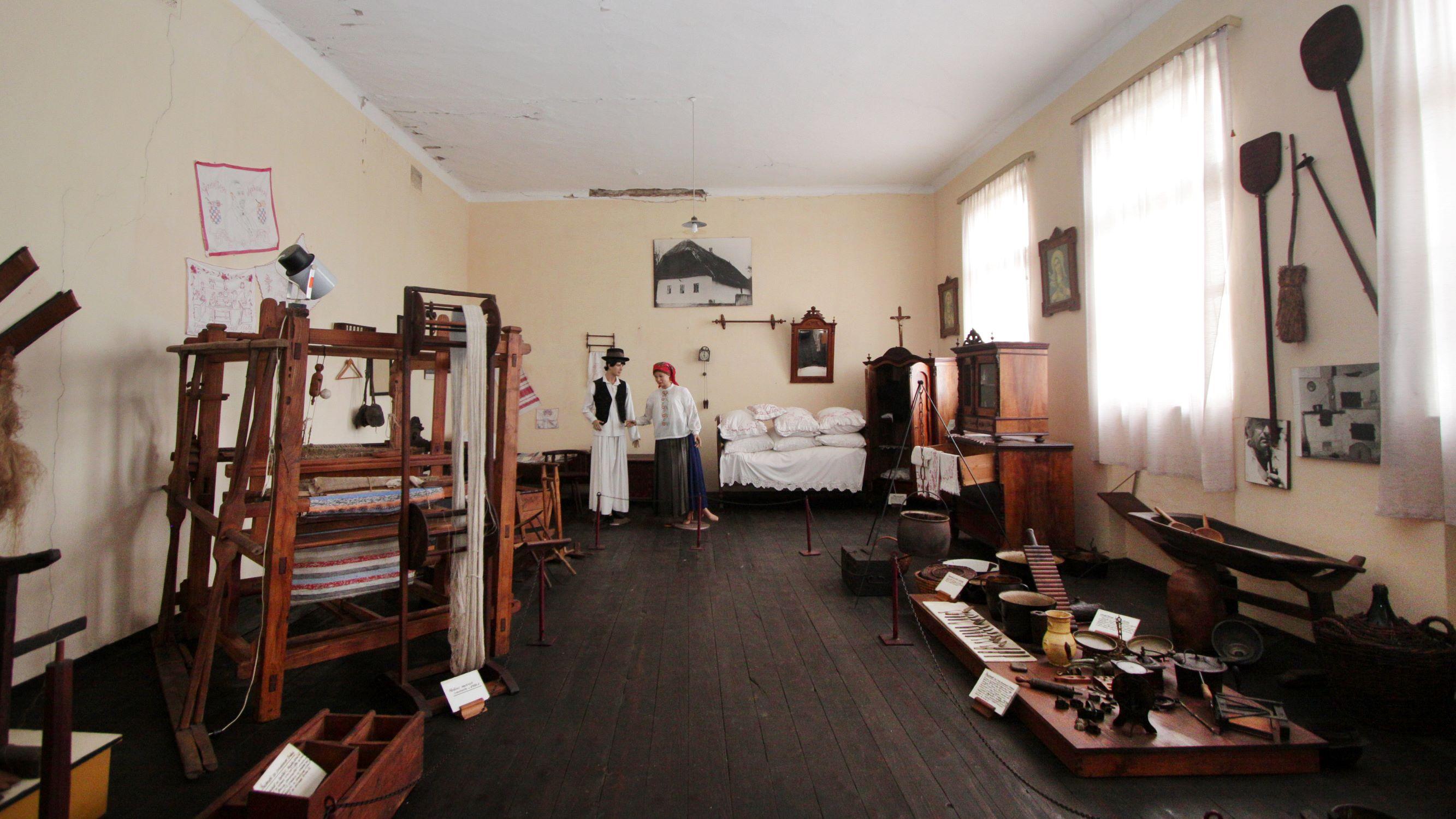 Etnografska Zbirka Zavicajnog Muzeja Virje Tzp