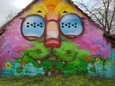 Grafiti ranč u Legradu