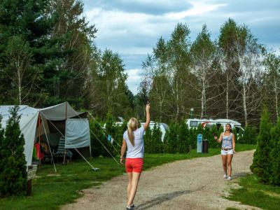 Mali kampovi na kontinentu – Legrad