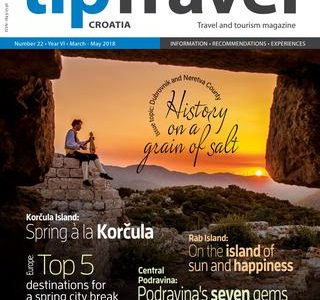 Reportaža u Tip Travel magazinu