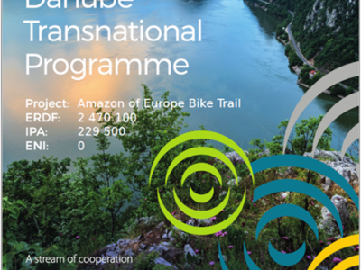 "Najava: Trening u sklopu projekta ""Amazon of Europe Bike Trail"""