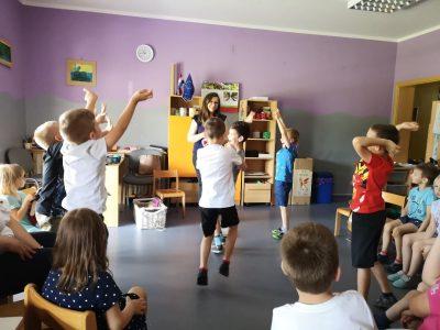 VE!Legrad kulture u Dječjem vrtiću Dabrić Legrad