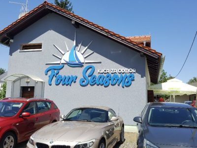 Otvoren je novi smještajni objekt na Šoderici