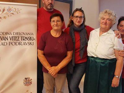 """Žene iz KUD """"Ivan Vitez Trnski"""" sudjelovale na 1. Festivalu kinča u Novom Marofu"""