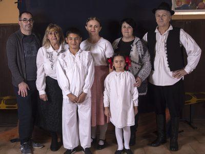 Snimanje županijskog projekta 'Nošnje Podravine – portreti'
