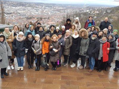 Predstavljanje i edukacija u Stuttgartu