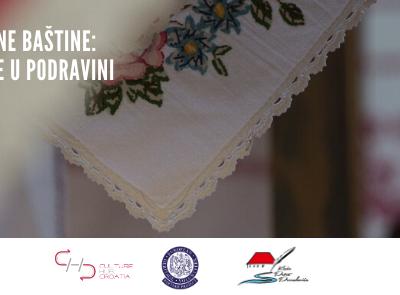Međunarodna radionica Kreativne zajednice u Podravini