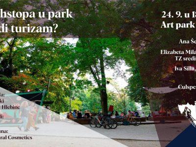 Promocija Podravine u Zagrebu