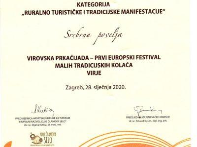 Suncokret ruralnog turizma Hrvatske 2019