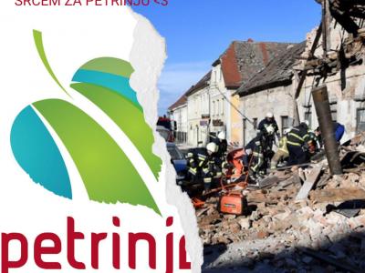 Pomoć stradalima u potresu – smještaj